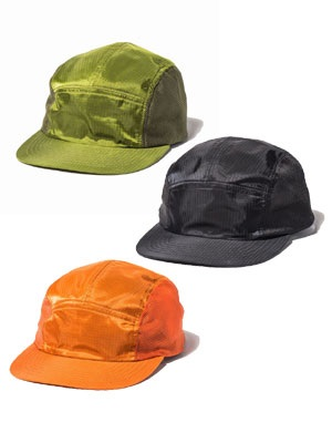 坩堝(ルツボ)/ SIDE MESH CAMP CAP