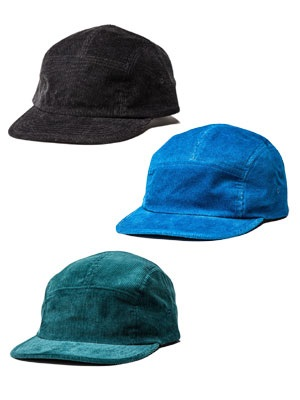 坩堝(ルツボ)/ CITY BOY 5 PANEL CAP