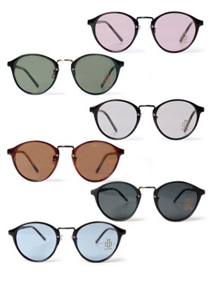 LUCHINI(ルチニ)/ SUNGLASS -HOLIDAY- -6.COLOR-