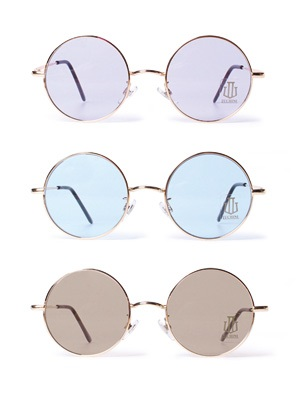 LUCHINI(ルチニ)/ SUNGLASS -CIRCLE- -3.COLOR-