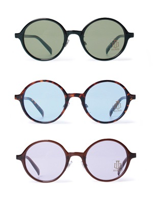 LUCHINI(ルチニ)/ SUNGLASS -CALM- -3.COLOR-