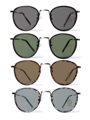 LUCHINI(ルチニ)/ SUNGLASS -HARBOR- -4.COLOR-