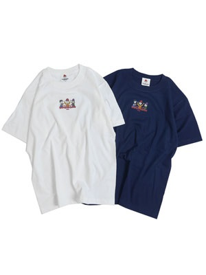ROUGH SKETCH CLOTHING(ラフスケッチクロージング)/ RSC FRIENDS TEE