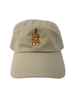 FLOWP(フロープ)/ KUMA LOW CAP -BEIGE-