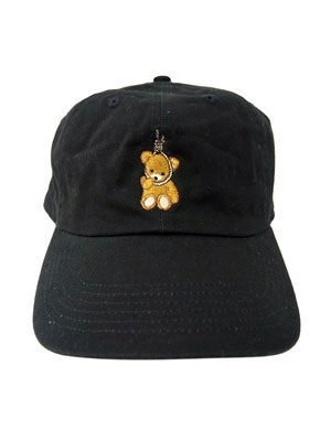 FLOWP(フロープ)/ KUMA LOW CAP -BLACK-